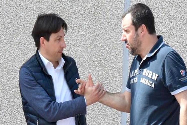 """Cantarella: """"Vecchi trasformisti come Genovese avranno le porte sbarrate nella Lega"""""""