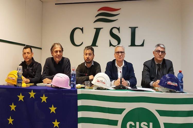 """Filca Cisl: """"In Sicilia servono autostrade, ferrovie e il ponte sullo Stretto"""""""