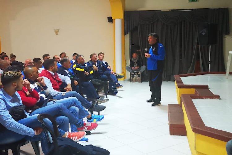 L'importanza dei settori giovanili spiegata dal prof Bonaccorso dell'Atalanta
