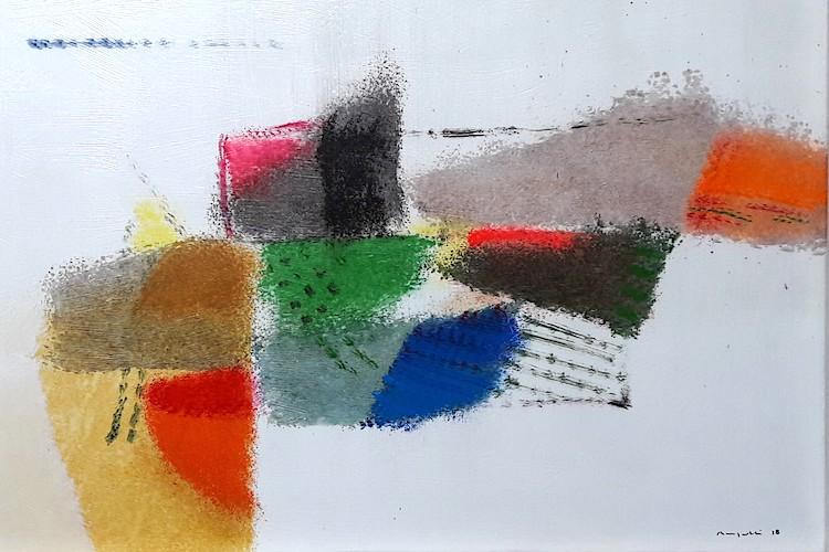 """""""Mediterranea"""" Mostra personale di Mario Ampelli alla Galleria d'Arte Cocco"""