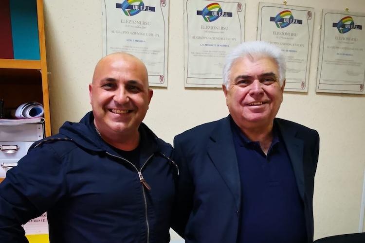 Rinnovato il direttivo Uil-Fpl dell'Asp di Messina, segretario Carmelo Runci