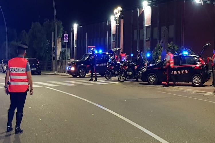 Controlli Carabinieri nella zona sud di Messina, 10 denunciati, veicoli sequestrati e patenti ritirate