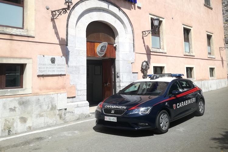 Letojanni, arrestato dai Carabinieri a seguito di una condanna a 6 anni e 10 mesi