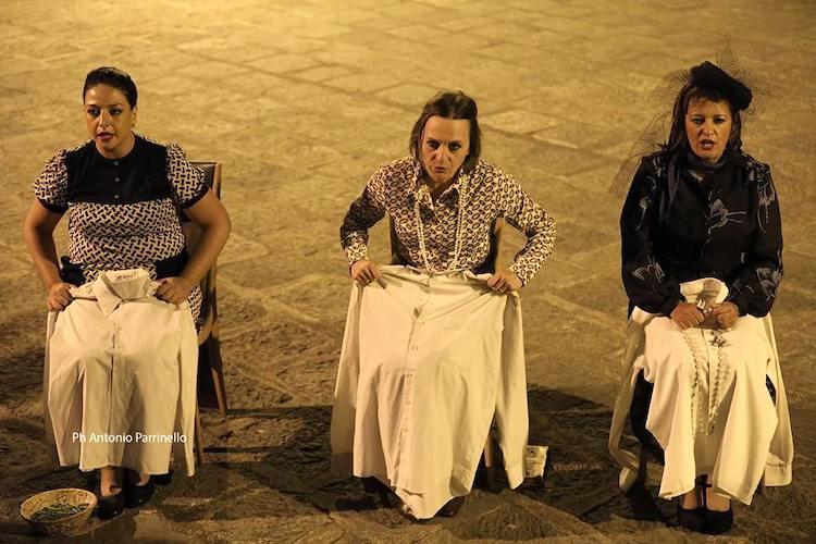 """Torna a Messina """"Il Cortile – Teatro Festival"""" Terza edizione e 5 spettacoli dall'8 luglio al 5 agosto"""