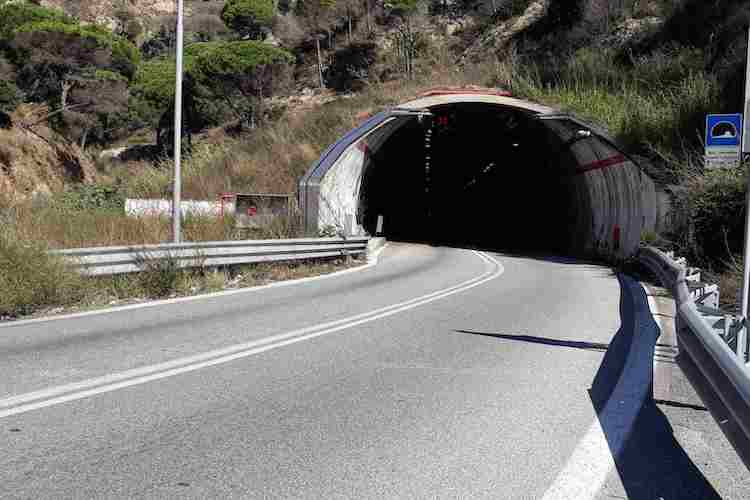 Messina, domani la galleria San Jachiddu sarà chiusa al traffico per manutenzione