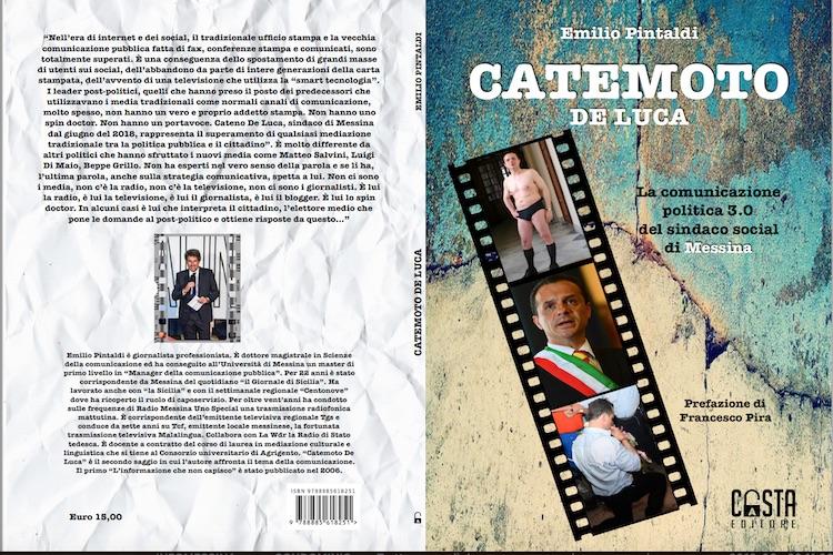 """""""Catemoto De Luca"""" arriva in libreria, fenomeno social con un occhio alla beneficenza"""